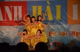 (Tiếng Việt) Chương trình kỷ niệm 8 năm thành lập Khoa CNTT (2005-2013)