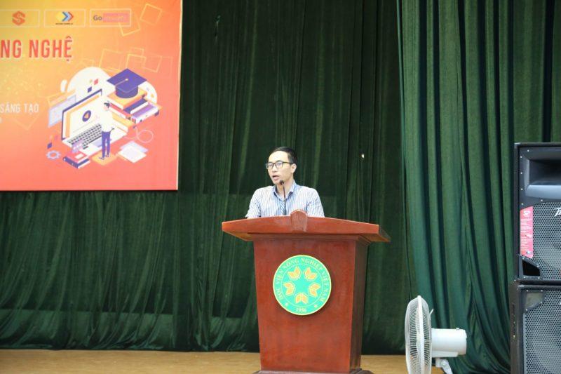 TS. Phạm Quang Dũng phát biểu tại hội thảo