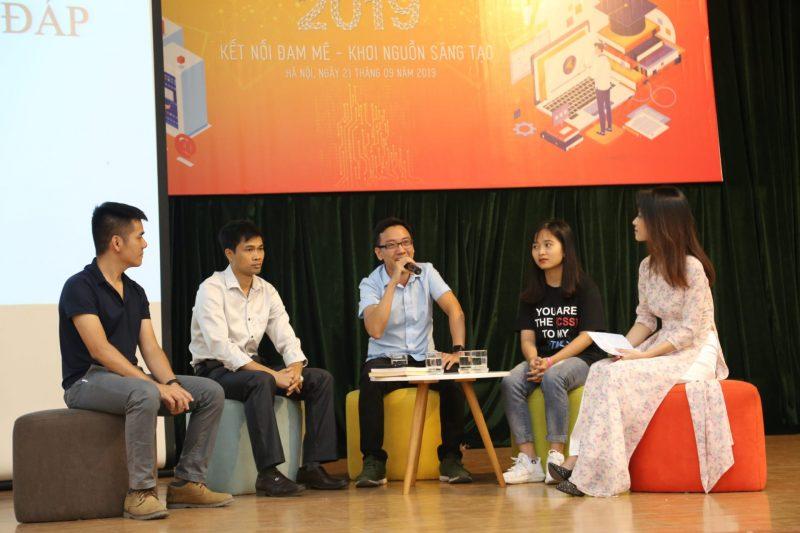 Những chia sẻ tâm huyết từ các diễn giả tham gia chương trình